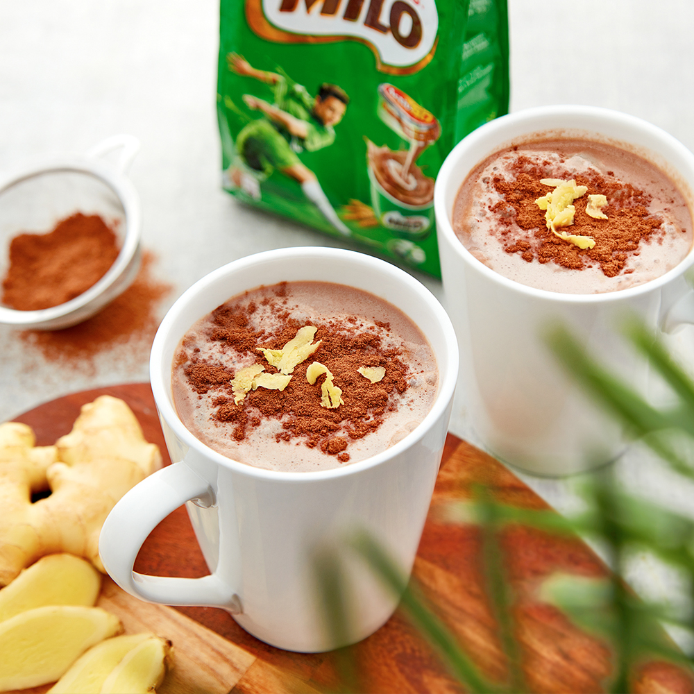MILO® with Ginger
