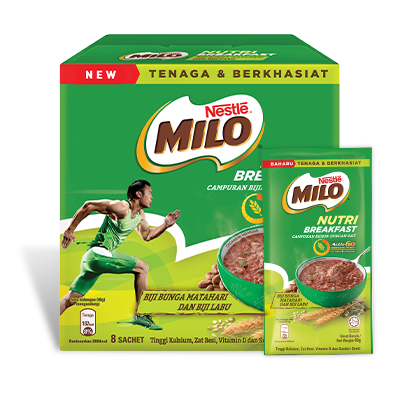 MILO® NUTRI BREAKFAST